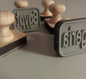 Stamps- Laser Innovations